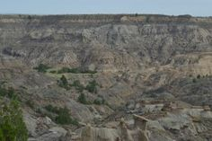 Badlands of ND -- Read about this and many of our other sites on our Great American Dream Road Trip at http://wp.me/p2jpOf-Ag