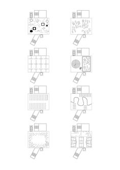 Amassing design moriyama house sanaa kazuyo sejima for Paper for architectural drawings