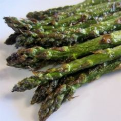 Grilled Asparagus Recipe and Video