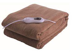 Manta Eléctrica doble 130x180 3 temperaturas #mantaselectricas Card Case, Sunglasses Case, Velvet, Bed Covers