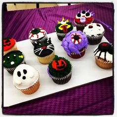 Have you entered the cupcake wars? Here's a sneak peak of what you can choose from to create. Signup now till 12:30 p.m. at the Grand Lake Women's Fair and Expo (at the Grove Civic Center). The contest is at 1 p.m. (KMHM)