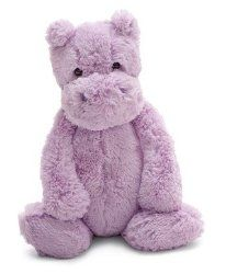 Jelly cat stuffed animals are the best!  This will be Adeline's lovey