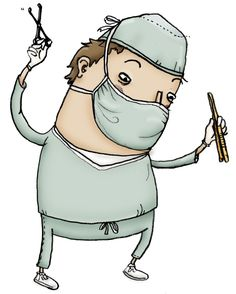 i would like to become a surgeon when i grow up it pays well.