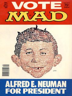 Cover for MAD (EC, 1952 series) #217