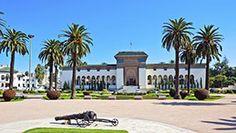 nog een van de mooiste gebouwen van casablanca