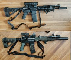 """My """"how it started vs how it's going"""". First AR/build one year later : ar15"""