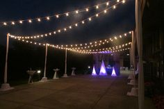 Fabulous lighting for dancing under the stars. Thank you MDM Entertainments