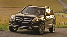 Coming soon... the 2013 #Mercedes-Benz GLK, a small crossover with 302hp