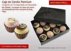¿Has visto nuestros Cupcakes? ¡Es irresistible!