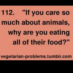 That's vegan, sorry.