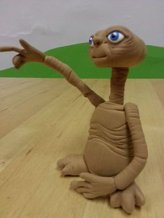 ET - Jumping Clay