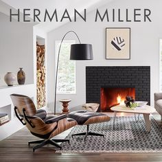 Shop all Herman Miller sale modern furniture. Includes the iconic Eames, Nelson & Aeron Collections + FREE SHIPPING