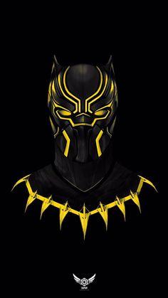 Black Panther Pics, Black Panther Hd Wallpaper, Black Panther Marvel, Dark Panther, Marvel Art, Marvel Heroes, Marvel Avengers, Deadpool Wallpaper, Avengers Wallpaper