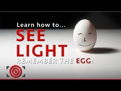 Using an Egg to Understand Portrait Photography Lighting – PictureCorrect