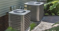 Heating and air conditioning residential HVAC units. HVAC heating and air condit , Air Conditioning Units, Air Conditioning Services, Heating And Air Conditioning, Air Conditioner Brands, Cheap Air Conditioner, Air Conditioners, Heat Pump Air Conditioner, Hvac Installation, Ac Units