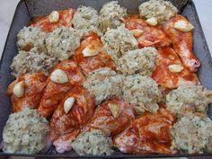 Paella, Chicken, Ethnic Recipes, Food, Essen, Meals, Yemek, Eten, Cubs