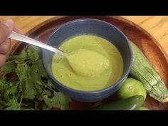 Un video que se ha c Healthy Vegetable Recipes, Healthy Dinner Recipes, Vegetarian Recipes, Salsa Guacamole, Guacamole Recipe, Low Calorie Dinners, Low Calorie Recipes, Salsa Verde, Masa Recipes