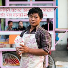 Discovering Nepal Through Street Food