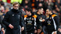 ++ Fußball, Transfers, Gerüchte ++: Klopps Liverpooler blamieren sich im FA-Cup