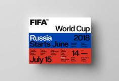 FIFA™ World Cup Poster on Behance