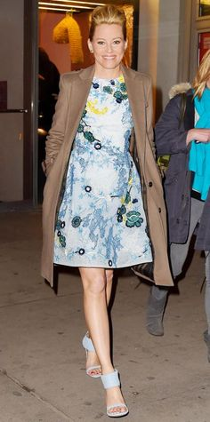 Look of the Day - March 25, 2015 - Elizabeth Banks from #InStyle