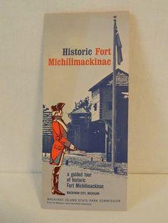 Historic Fort Michilimackinac, Mackinaw City, Michigan