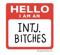 Will the real INTJs please stand up?