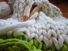 I want to knit with roving someday..