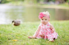6 month baby photos outdoors - Bing Images