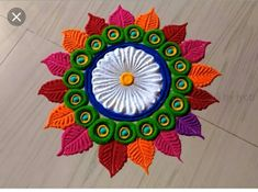 Diwali Special Rangoli Design, Easy Rangoli Designs Diwali, Indian Rangoli Designs, Rangoli Designs Latest, Simple Rangoli Designs Images, Rangoli Designs Flower, Free Hand Rangoli Design, Small Rangoli Design, Rangoli Border Designs