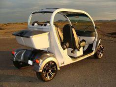 Innovation Motorsports Electric Golf Ectric Carsgem