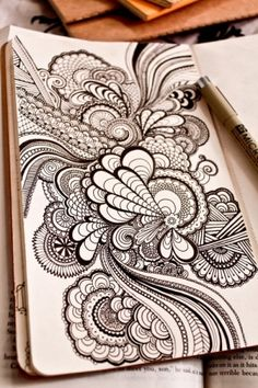 Zentangle by sweet.dreams