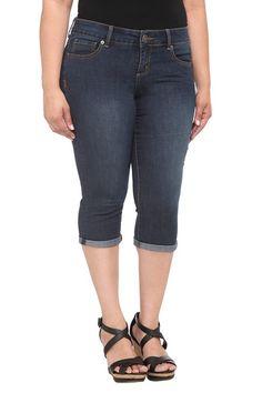 Torrid Denim Cropped Jeans   Crops