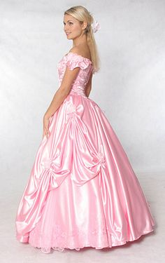 Pink Wedding Dresses | Pink Wedding Dress Color Shades | Sangmaestro