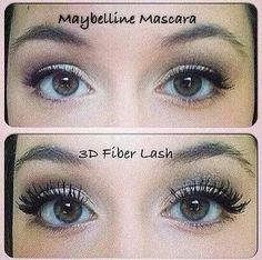 daa0eedbc5c Wow check out those lashes!! Long luscious lashes that are water resistant  yet wash