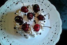 Foresta Nera/Black Forest Cake