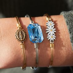 All Bracelets   Luca + Danni Luca And Danni, Bangle Bracelets, Bangles, Ring Necklace, Miraculous, Artisan, Brass, Usa, Silver