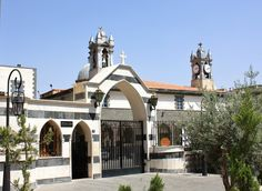 Melkite Greek Catholic Church. Damasco 70