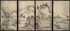 Awakenings: Zen Figure Painting in Medieval Japan - Japan Society - Art - Review - New York Times