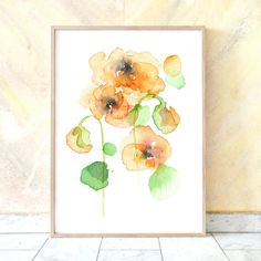 POPPY LOVE Malm, Matilda, Poppies, Watercolor, Painting, Illustrations, Pen And Wash, Watercolor Painting, Watercolour