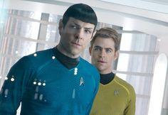 'Star Trek into Darkness'