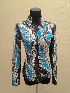 Lindsey James Show Clothing OH MY GOSH!! Look at all the sparkles!!!!1