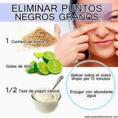 Hola hoy es Sábado y muchos dedican un tiempo para sus limpiezas faciales profundas.  Que tal si te paso unas simples recetas caseras y natu...