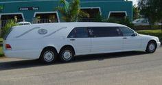 custom hearses | Cadillac Hearse / custom hearse limo