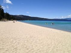 DL Bliss State Park/Lester Beach/ Rubicon Point #LakeTahoe #California #roadtrip #scenicdrive #beach