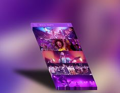 """Check out new work on my @Behance portfolio: """"Evento Mobile app UI Designing"""" http://on.be.net/1C8HkEJ"""