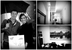 My this week's highlight: meeting Co-Founder #PhilipHess and company visit at #senzumbrellas!!