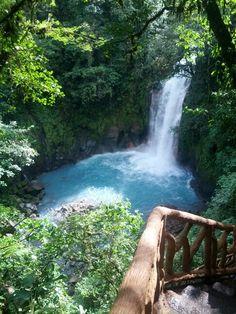 Costa Rica Waterfall,
