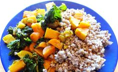 Delicious Warming Meals for the Transition to Spring | Care2 Healthy Living This recipe: Warming Vegetable Stew w/Buckwheat Groats