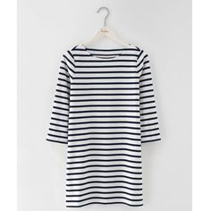 Nine times out of ten it's hard to go wrong with a Breton. The ultimate failsafe, you can never have enough in you armoury and, surprisingly, there are countless iterations of the look, with everything from dresses to knits getting the Riviera treatment. And when it comes to Bretons, Boden is always high up our list.